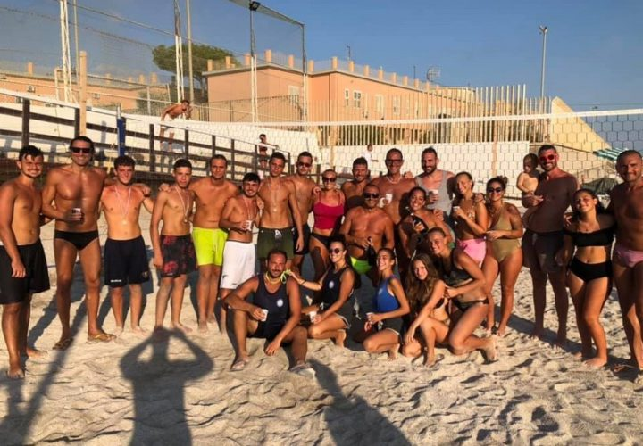 Torneo Beach Volley – estate 2019